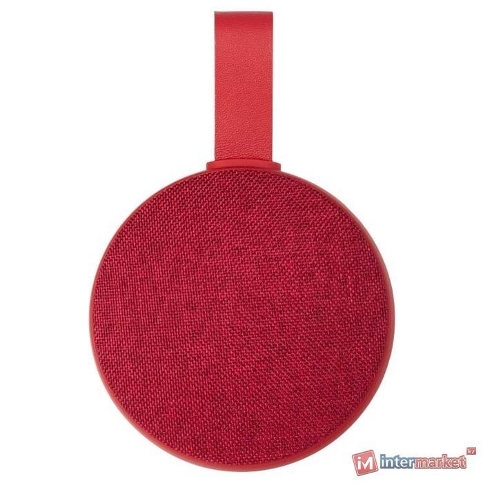 Колонки Rombica BT-35 (1.0) - Red, 5Вт, 100Hz-20kHz, Bluetooth