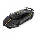 Металлическая машинка RASTAR 1:43 Lamborghini Murcielago LP670-4 Superveloce 39501G, серая