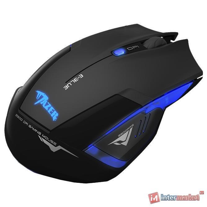Мышь e-blue Mazer Type-R EMS152BK Black USB