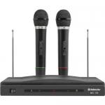 Набор микрофонов вокальный Defender MIC-155 беспроводной 2шт.