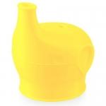 Насадка-поильник Happy Baby силиконовая 15048 Yellow