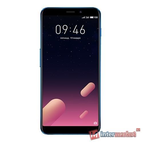 Смартфон Meizu M6s 32GB, Blue